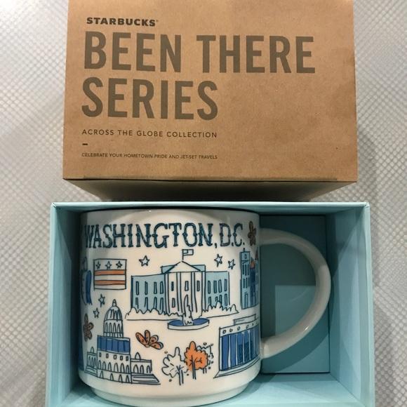 Brand Mug Dc Starbucks NewWashington Nwt mNnO0wv8